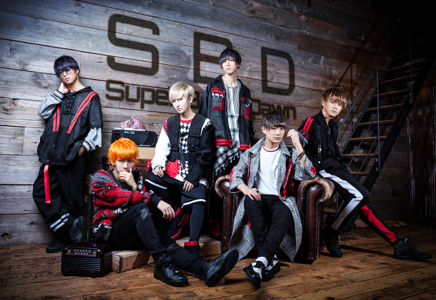 SBD(スーパーブレイクダーン) Official Site